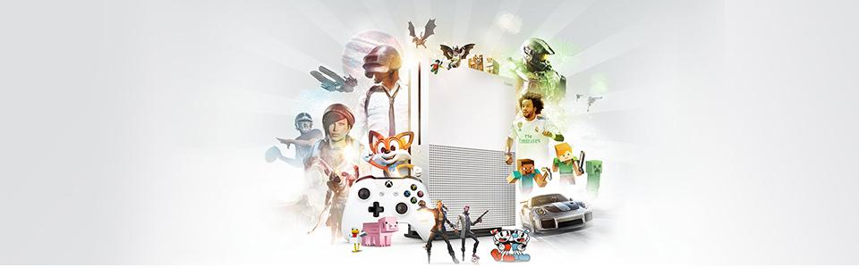 Игровая Консоль Xbox One X 1 TB (Project Scorpio)