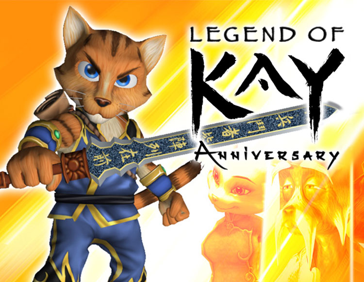 Legend of Kay Anniversary (PC) фото