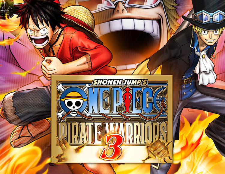 One Piece Pirate Warriors 3 (PC) фото