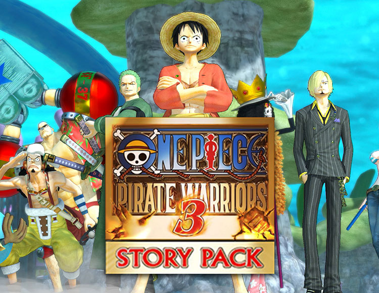 One Piece Pirate Warriors 3 Story Pack (PC) фото