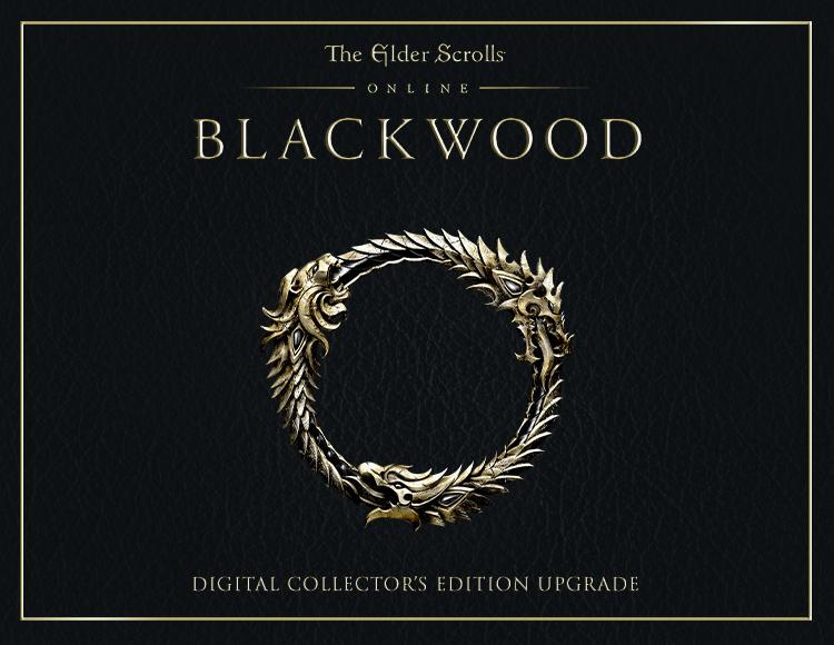The Elder Scrolls Online: Blackwood - Digital Collector's Edition Upgrade (Steam)