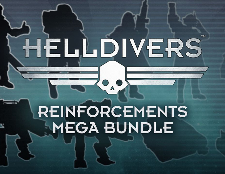 HELLDIVERS Reinforcements Mega Bundle