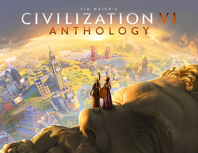 Sid Meiers Civilization VI Anthology (Steam)