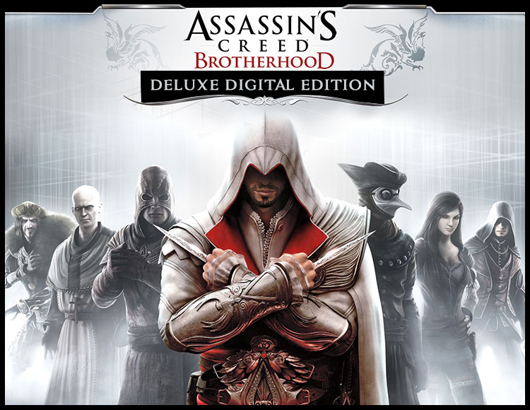 Assassins Creed: Братство крови Deluxe Digital Edition