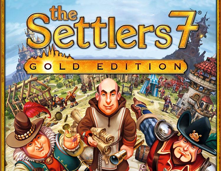 Settlers 7 Золотое Издание
