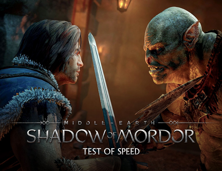 Middle-earth: Shadow of Mordor - Test of Speed (PC) фото