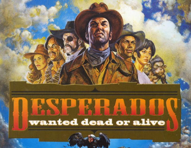 Desperados: Wanted Dead Or Alive (PC) фото