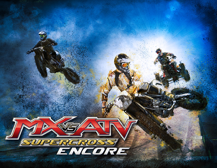 MX vs. ATV Supercross Encore (PC) фото
