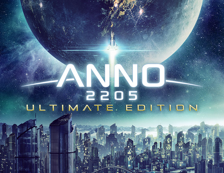 Anno 2205 Ultimate Edition (PC) фото