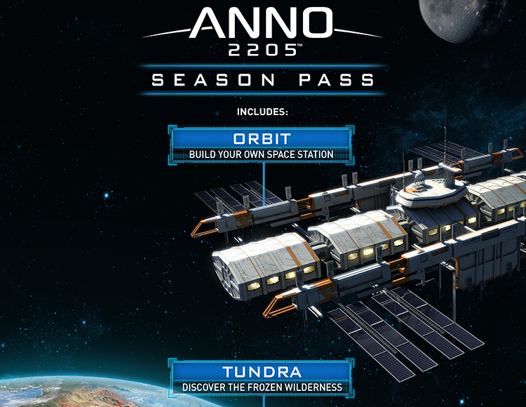 Anno 2205 - Season Pass (PC) фото