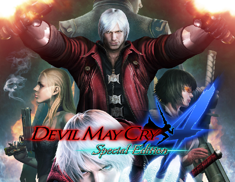 Devil May Cry 4 - Special Edition (PC) фото