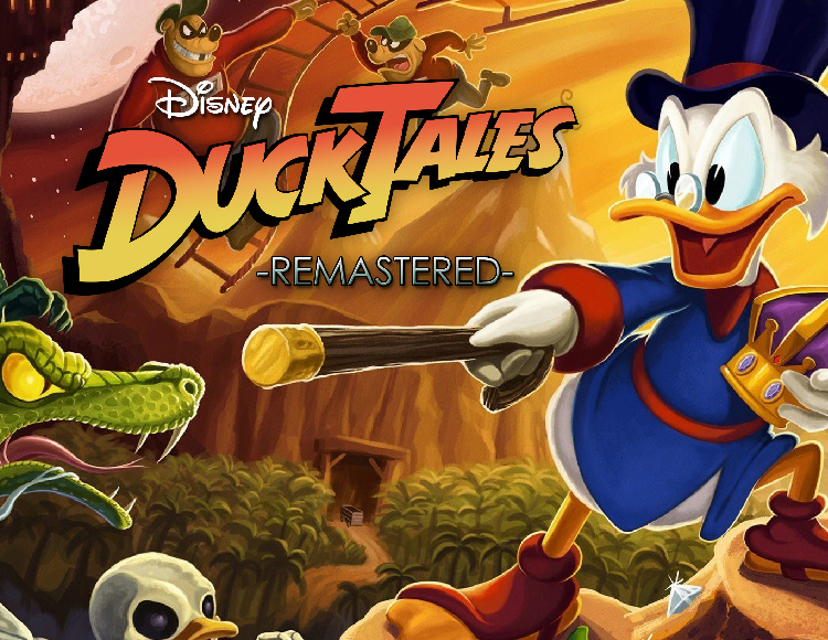 DuckTales : Remastered (PC)