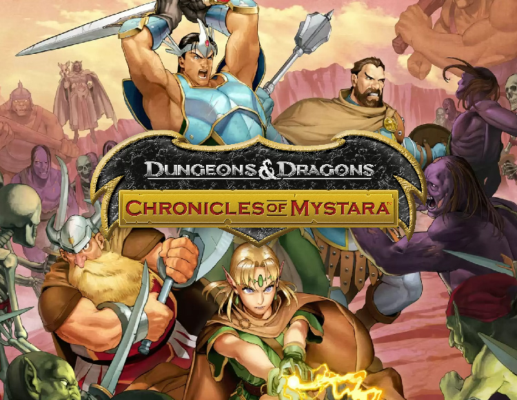 Dungeons & Dragons : Chronicles of Mystara (PC) фото