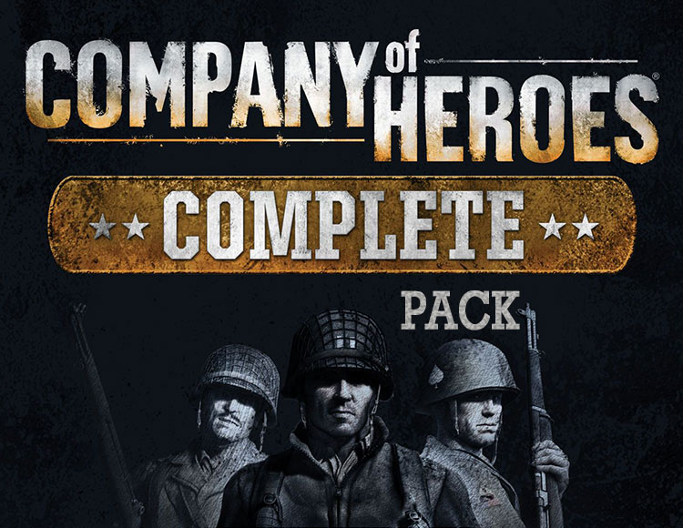 Company of Heroes - Complete Pack (PC) Sega