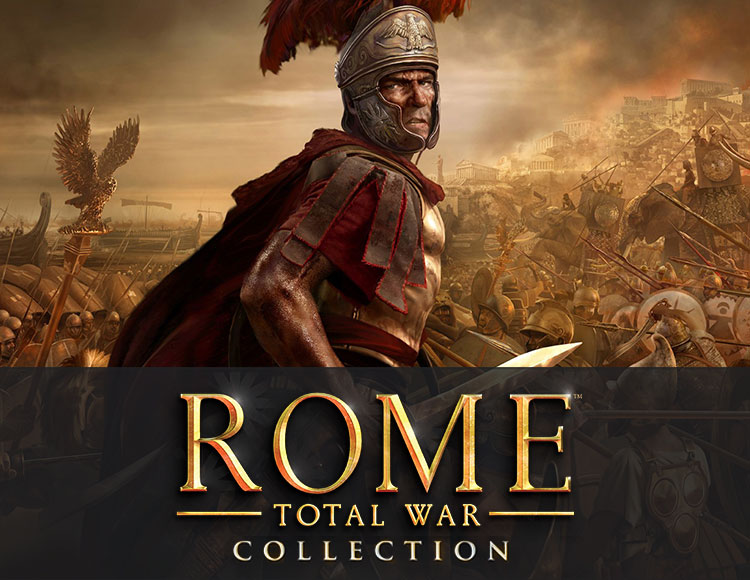 Total War : Rome Collection (PC)