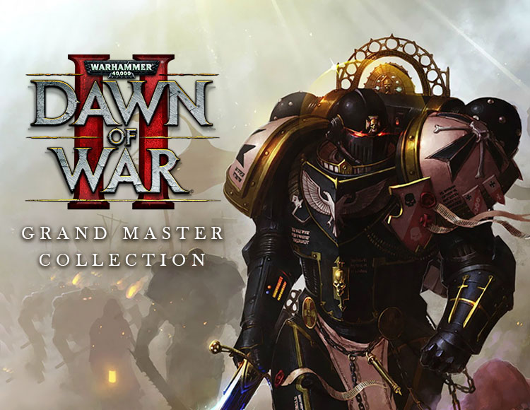 Warhammer 40,000 : Dawn of War II Grand Master Collection (PC) фото