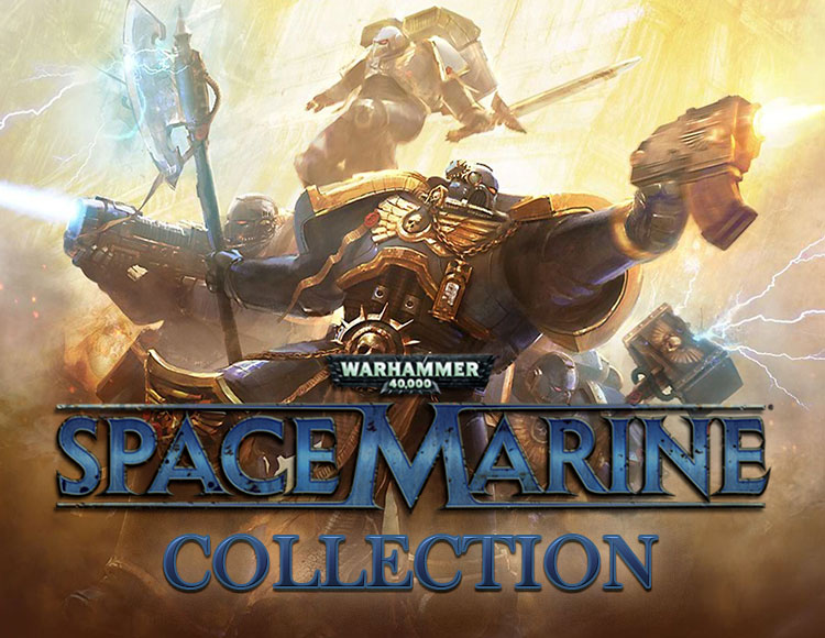 Warhammer 40,000 : Space Marine Collection (PC) фото