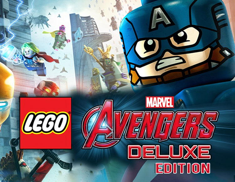 LEGO Marvel Avengers Deluxe Edition (PC)