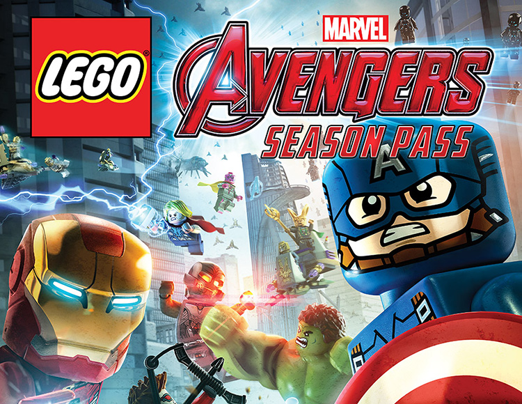 LEGO Marvel Avengers Season Pass (PC) фото
