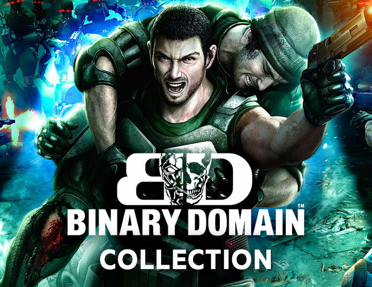 Binary Domain Collection (PC) фото