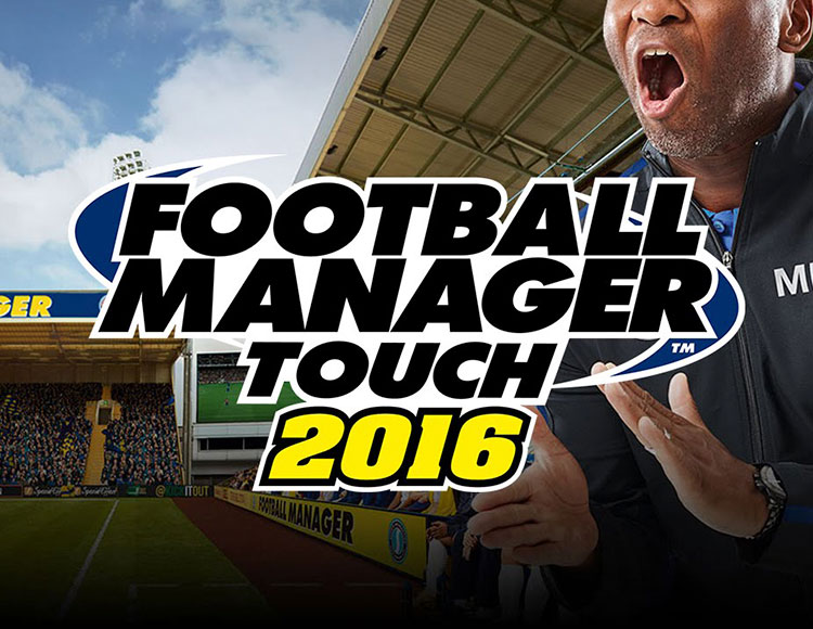 Football Manager Touch 2016 (PC) фото