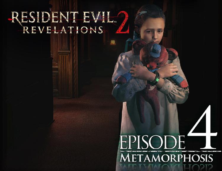 Resident Evil: Revelations 2 - Episode Four: Metamorphosis (PC) Capcom