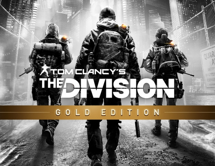 Tom Clancys The Division Gold Edition Pc