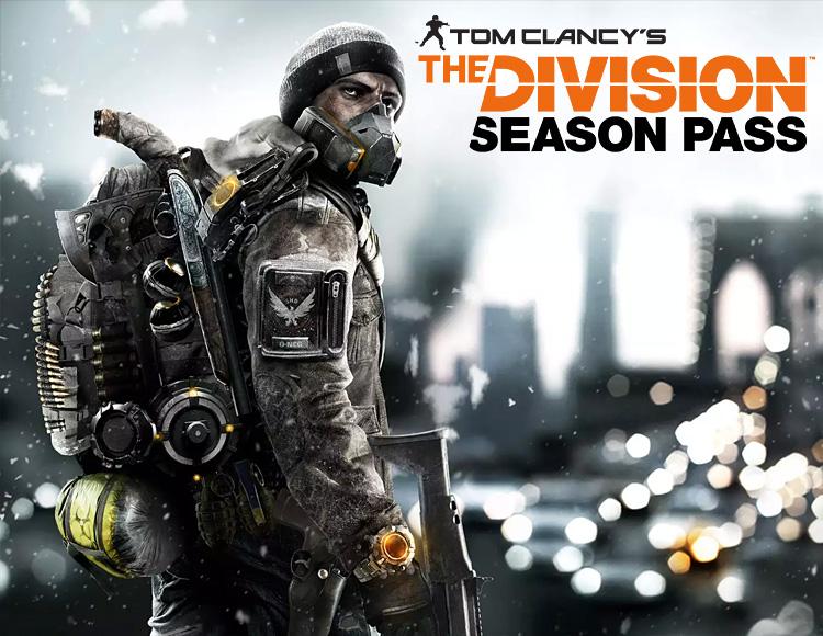 Tom Clancys The Division. Season Pass (PC) фото