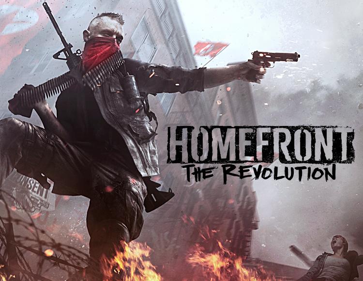 Homefront: The Revolution (PC) фото