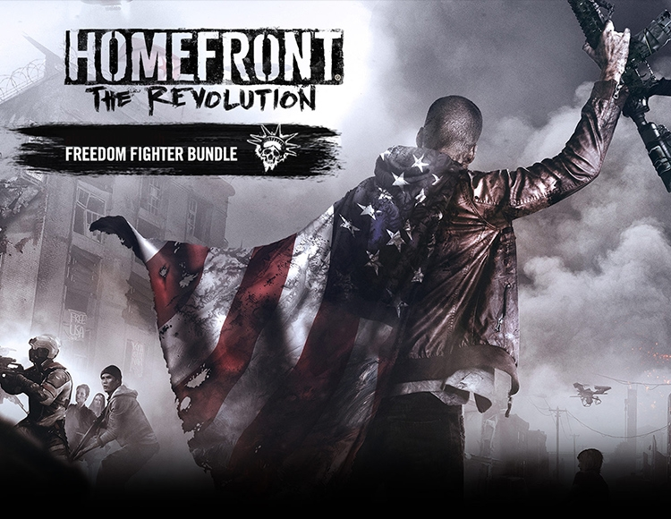 Homefront: The Revolution - Freedom Fighter Bundle (PC) фото