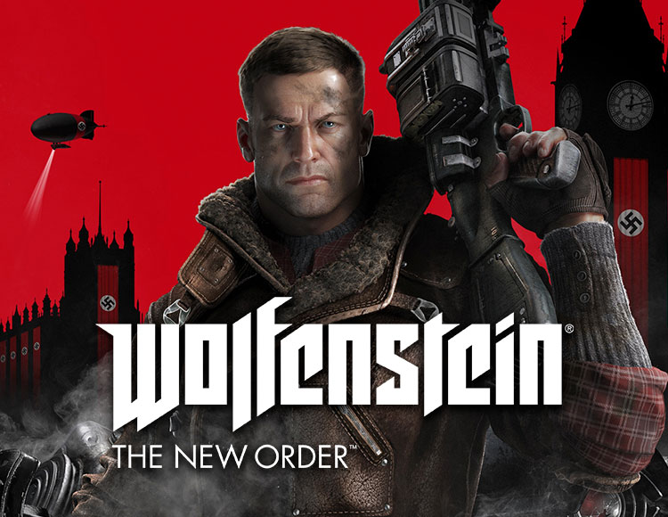 Wolfenstein : The New Order (PC) фото