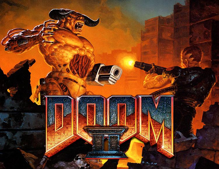 DOOM II (PC) фото