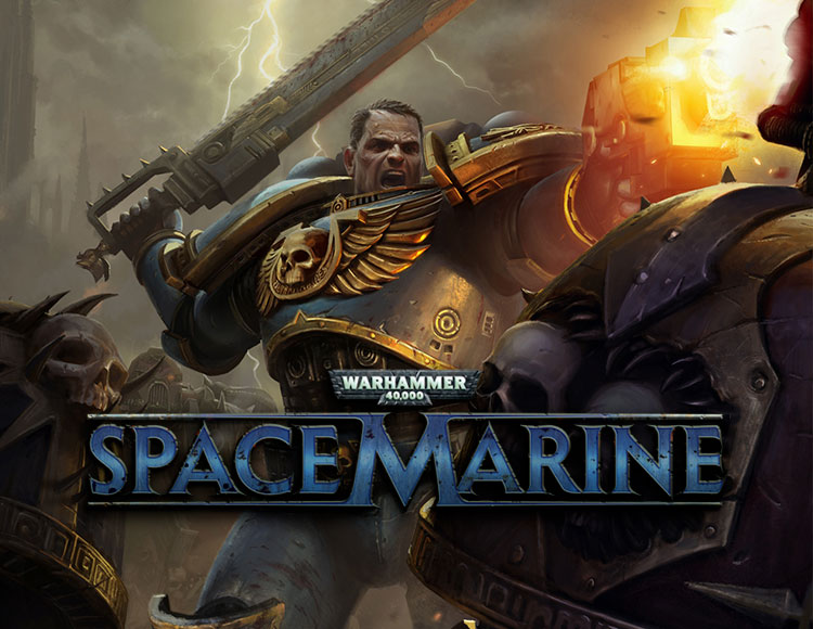 Warhammer 40,000 : Space Marine (PC) фото