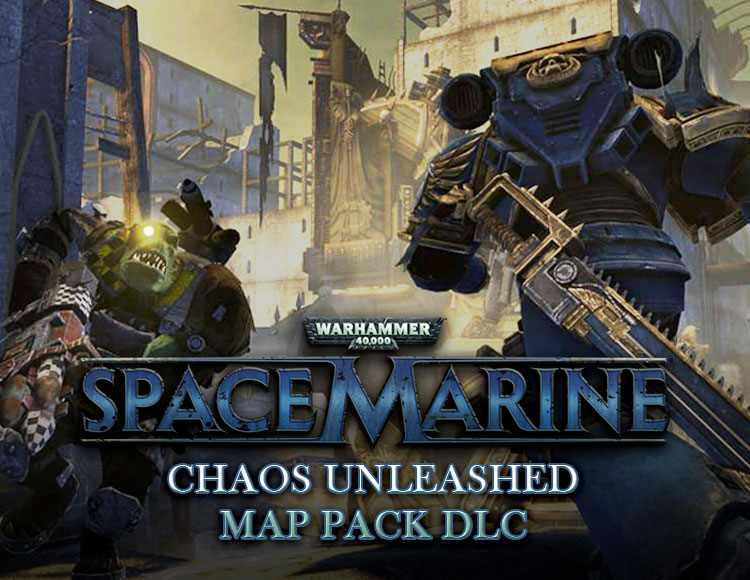 Warhammer 40,000 : Space Marine - Chaos Unleashed Map Pack DLC (PC) фото