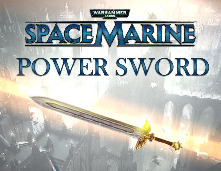 Warhammer 40,000 : Space Marine - Power Sword DLC (PC) фото