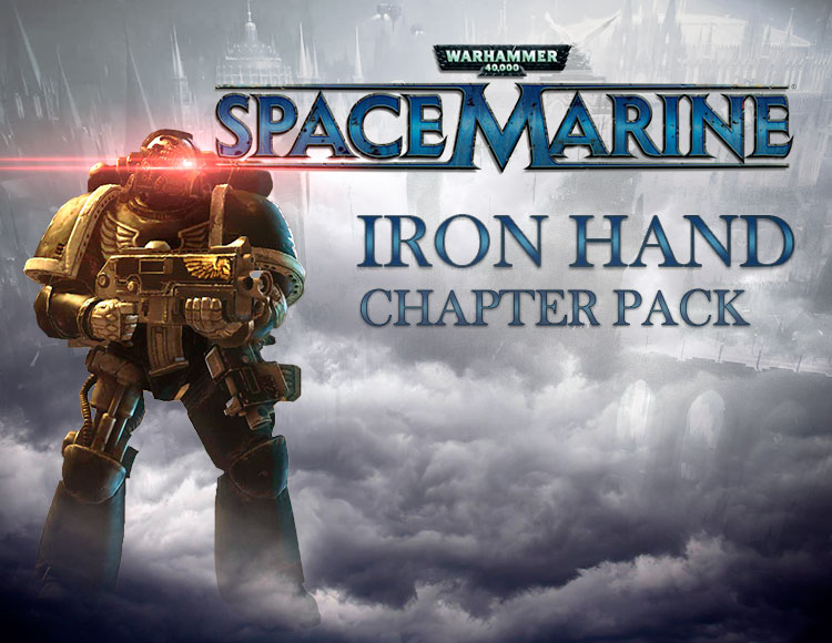 Warhammer 40,000 : Space Marine - Iron Hand Chapter Pack DLC (PC) фото
