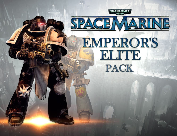 Warhammer 40,000 : Space Marine - Emperor's Elite Pack DLC (PC) фото