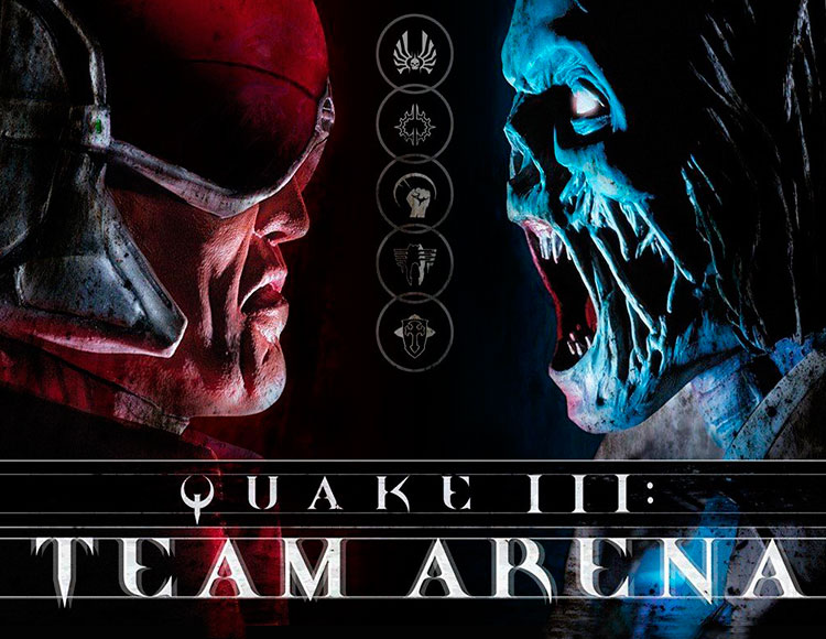 Quake III Team Arena (PC) фото