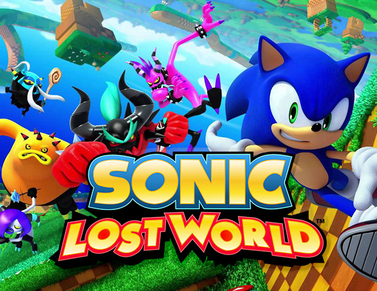 Sonic Lost World (PC) фото