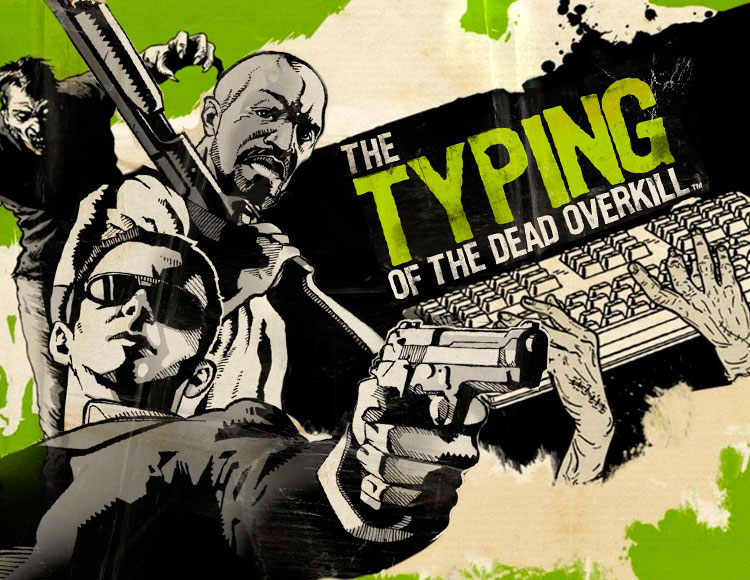 The Typing of the Dead : Overkill Collection (PC)
