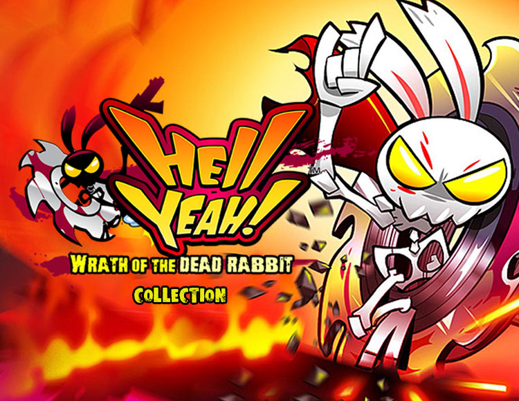 Hell Yeah ! Wrath of the Dead Rabbit Collection (PC)