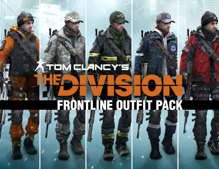 Tom Clancys The Division - Frontline DLC (PC)