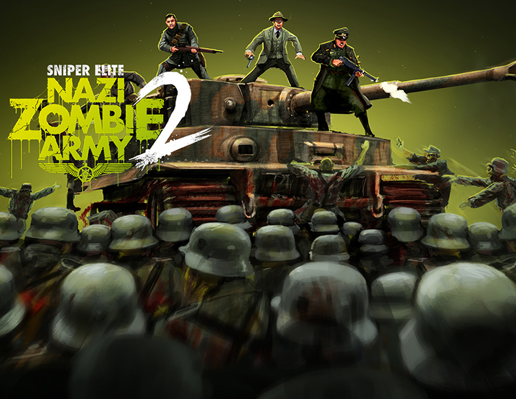 Sniper Elite: Nazi Zombie Army 2 (PC)