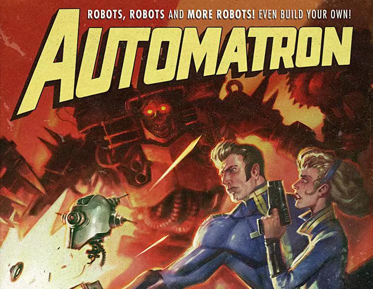 Fallout 4 - Automatron DLC (PC) фото