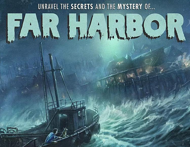 Fallout 4 - Far Harbor DLC (PC) фото