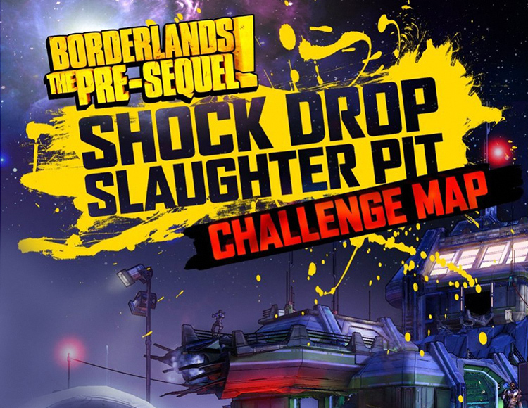 Borderlands: The Pre-sequel - Shock Drop Slaughter Pit (PC)