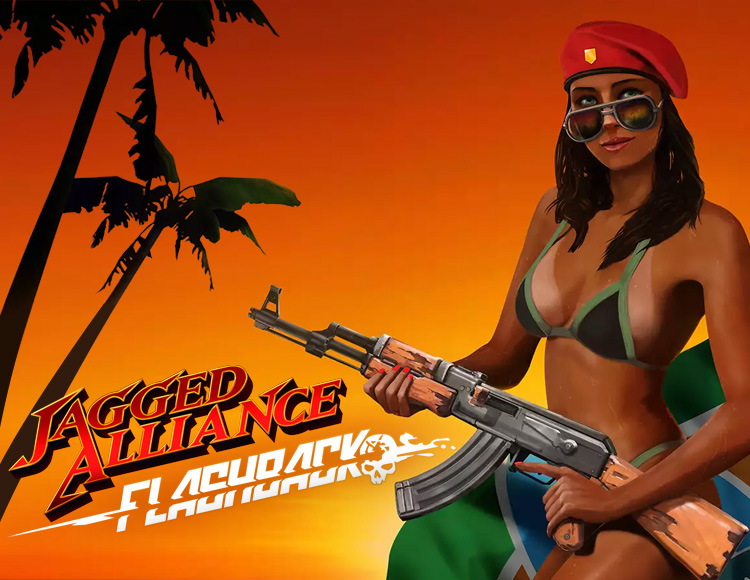 Jagged Alliance: Flashback (PC) фото