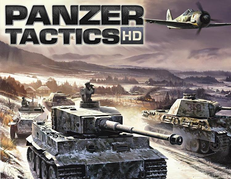 Panzer Tactics HD (PC) фото
