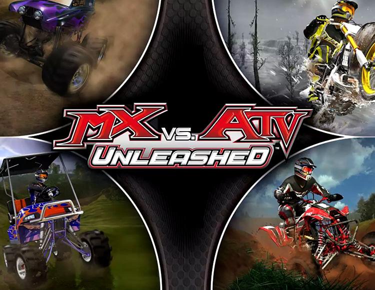 MX vs. ATV Unleashed (PC) фото