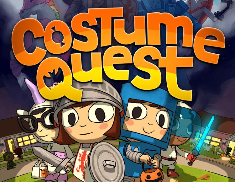 Costume Quest (PC) фото